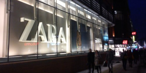 Fashion Retailer Zara Condemns Comments Made by Jewish Head Designer About Israel-Palestinian Conflict
