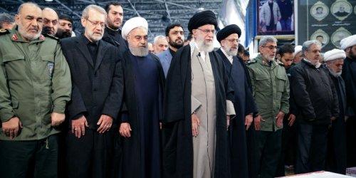Iranian 'Supreme Leader' Khamenei Delivers 'Quds Day' Rant Against Israel