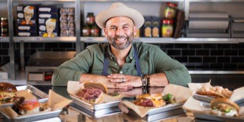 Netflix Celebrity Chef Opens 'Borscht Belt' Jewish Deli In New Jersey