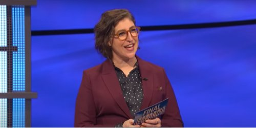 New York Times Faults Jeopardy Host Mayim Bialik for Pro-Israel Stance