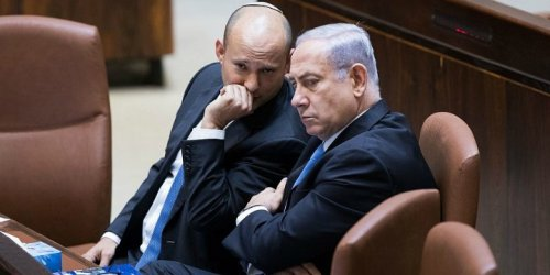 Bennett tells Netanyahu to Vacate PM's Residence within Two Weeks