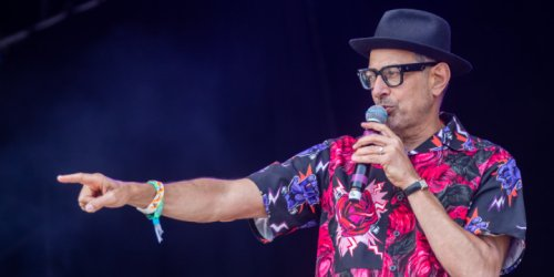 Fifth-Grade Class Creates Artwork, Projects Inspired by Jewish Actor Jeff Goldblum