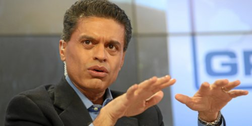 CNN's Fareed Zakaria Issues On-Air Apology to JCPA Head Dore Gold for Erroneous Report