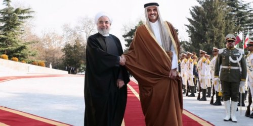 Iran is Cozying Up to Moderate States, and Israel Is Worried