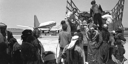 Jewish Refugees From Arab and Muslim Countries Recognized on United Nations World Refugee Day