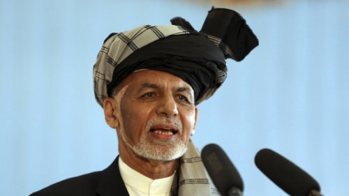 Explainer: Where things stand for Afghanistan as Ghani visits US