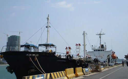 US seizes tanker used to evade North Korea sanctions