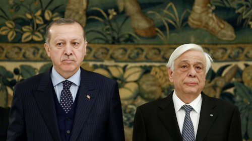Turkey and Greece: old habits die hard