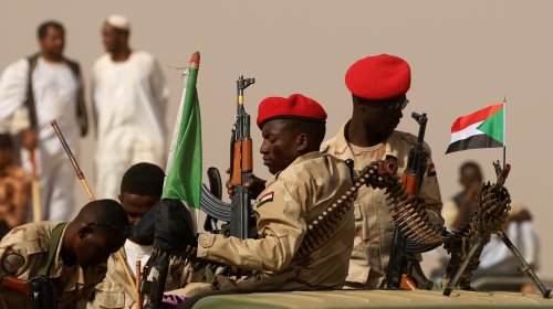 Sudan to form new joint force to 'crack down on insecurity'
