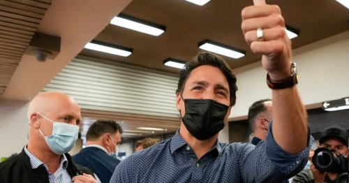 'No one really wins': Canada vote results near identical to 2019