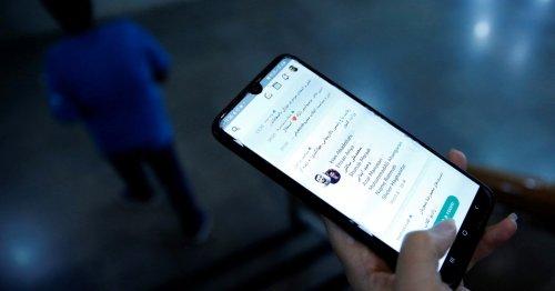Under pressure, Iranian MPs postpone internet restriction bill