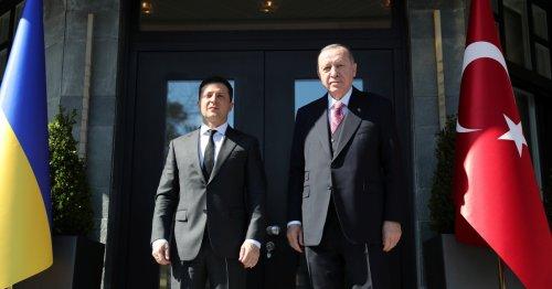 Ukraine-Turkey cooperation has its limits