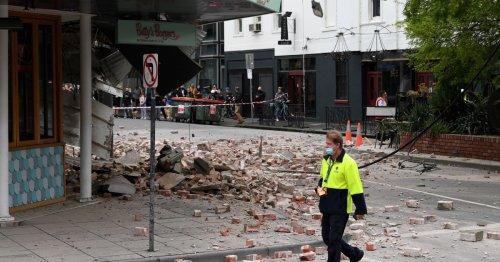 Rare Australian earthquake triggers panic in Melbourne