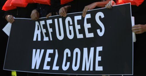 US eyes 'aspirational' refugee resettlement goal