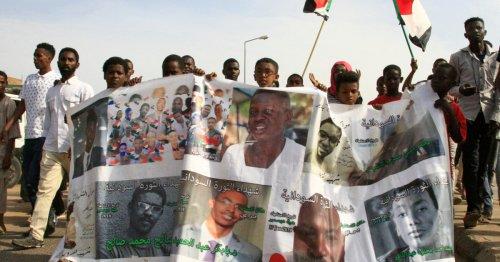 Sudan sentences paramilitaries to death for killing protesters
