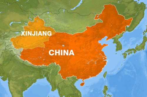 21 workers trapped in flooded mine in China's Xinjiang
