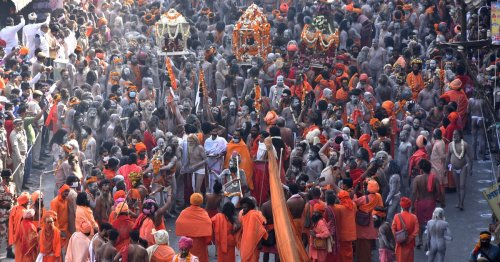 'Super-spreader': Over 1,000 COVID positive at India's Kumbh Mela