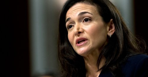 Sheryl Sandberg joins business leaders pact against death penalty