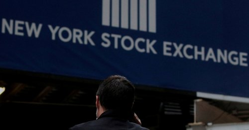Dow breaks past 34,000, S&P 500 hits week's second record high