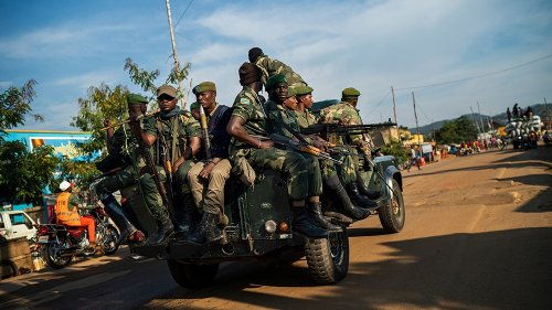 DRC declares 'state of siege' in violence-hit eastern provinces