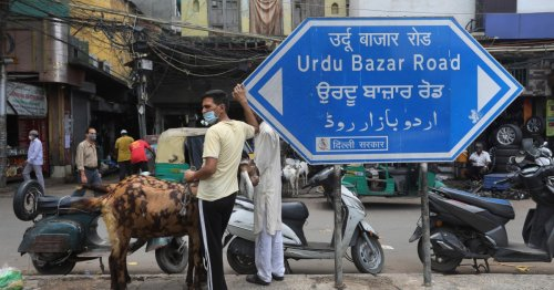 Hate campaign in India against Urdu for being a 'Muslim' language
