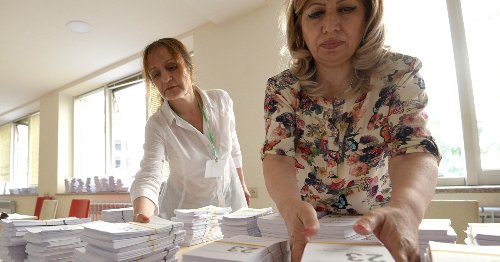 Polls open in Armenia snap parliamentary election
