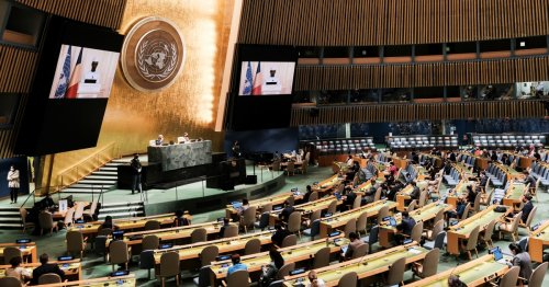 World leaders speak for fourth day of UN General Assembly: Live