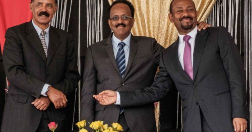 The tripatriate alliance that is destabilisng the Horn of Africa
