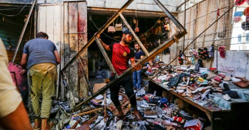 Iraqi PM announces arrests over deadly bombing claimed by ISIL