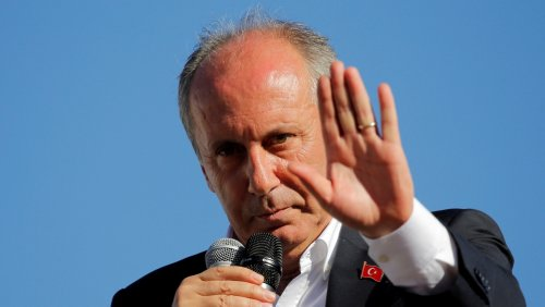 Ex-Turkish presidential contender Muharrem Ince forms new party