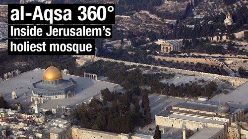 al-Aqsa 360° - An ultra-high (4k) definition tour of the holiest mosque in Jerusalem