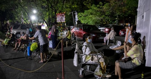 Philippines douses five-hour blaze at Manila hospital