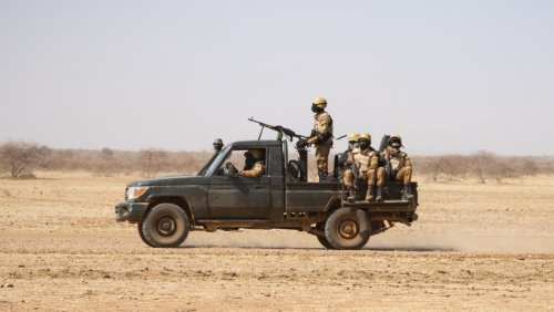 What is behind the sharp drop in deaths in Burkina Faso's war?