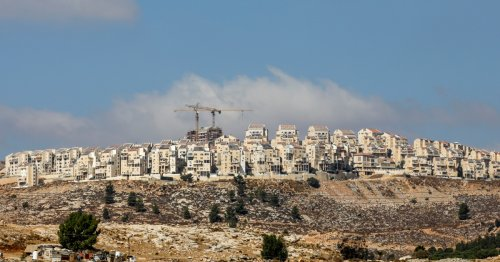 European powers tell Israel to stop settlement expansion
