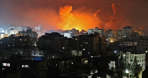 More deaths in Gaza as Israel launches 'most intense raids yet'