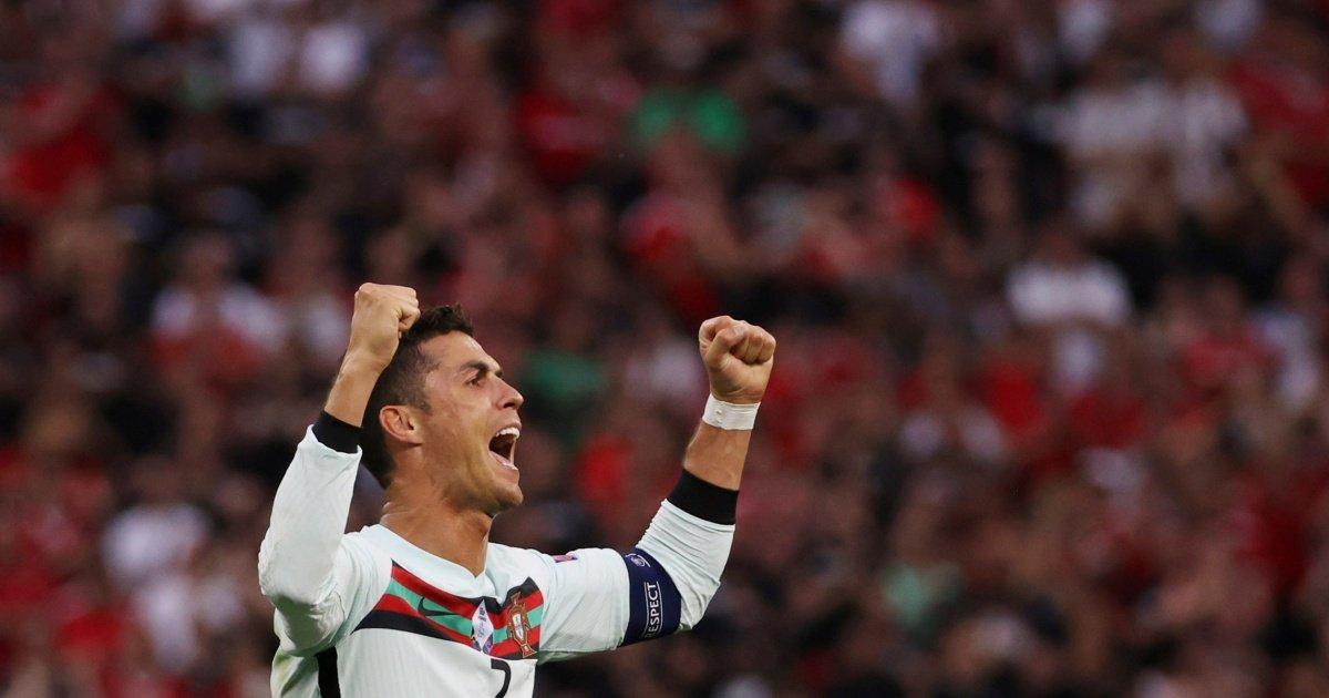 Euro 2020: Ronaldo breaks record as Portugal cruise past Hungary