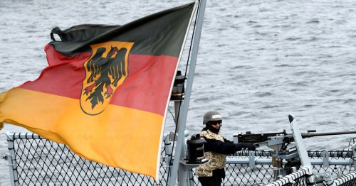German warship to cross South China Sea for first time since 2002