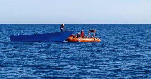 Several Europe-bound migrants drown off Libya coast: UN