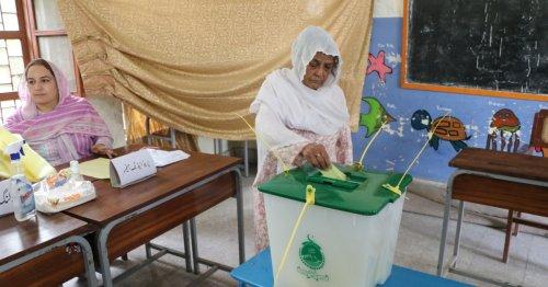 PM Imran Khan's party wins Pakistan-administered Kashmir polls