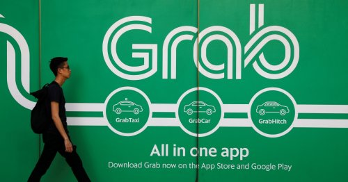 Singapore's Grab agrees to record $40bn SPAC merger