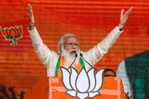'Crime against humanity': India's Modi slammed for COVID handling
