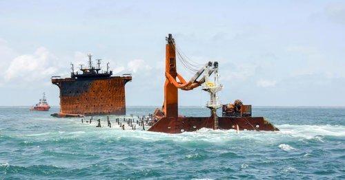 UN: Sri Lanka ship fire caused 'significant damage to planet'