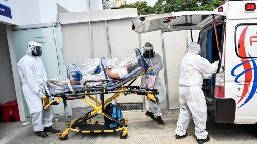 WHO says worst of pandemic 'yet to come': Coronavirus latest