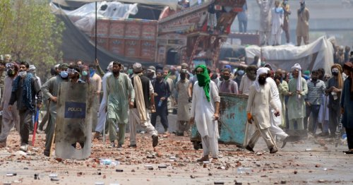 Clashes in Pakistan after TLP takes several police hostage