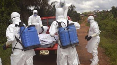 Doctors in Liberia test new Ebola vaccine