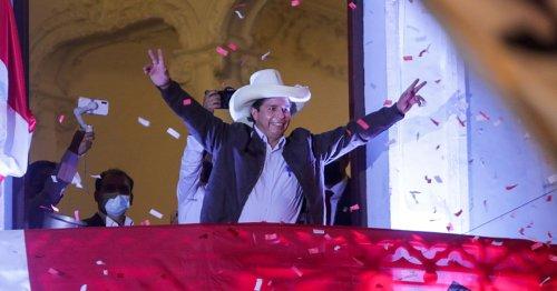 Who is Pedro Castillo, Peru's presumed president-elect?