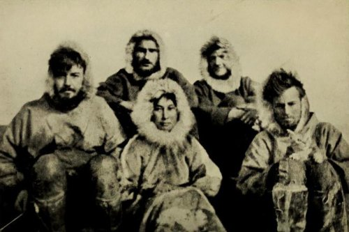 The Indigenous woman who survived a desolate Arctic island
