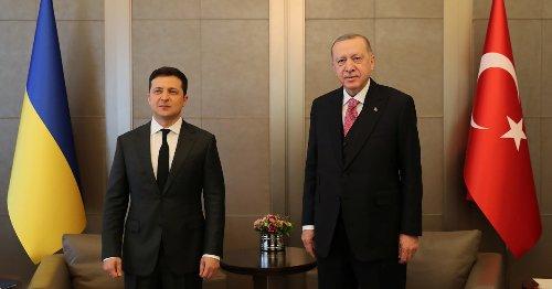 Ukraine turns to Turkey as Russia threatens full-scale war