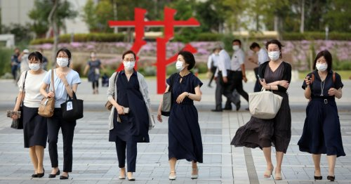 Officials sound alarm as Japan COVID cases hit record highs