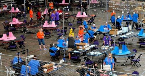 Arizona audit of 2020 votes has 'QAnon problem': Report
